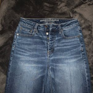 American Eagle Outfitters - Vintage hi-rise jeans